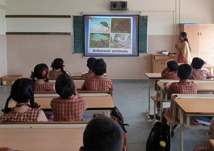 Amrita Vidyalayam - digital classroom